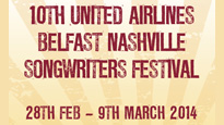 Belfast Nashville Songwriters Festival